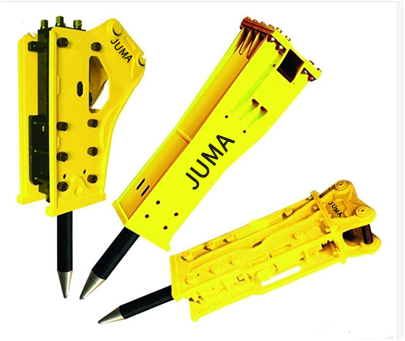 JUMA® Hydraulic Breaker Heavy-Duty          Series